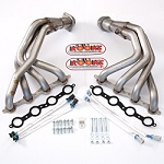 C6 Corvette LS2 / LS3 2005-2013 Kooks Long Tube Headers & X Pipe Kit