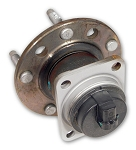 C4 Corvette 1991-1996 Replacement Front Hub and Bearing Assembly with Speed Sensor Plug-in