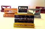 C6 Corvette Base / Grand Sport / Z06 / ZR1 2005-2013 Painted Business Card Holders