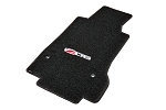 C6 Corvette Z06 2006-2013 Lloyd Velourtex Front Floor Mats