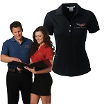 C6 Corvette 2005-2013 Mens & Ladies Nike Classic Dri-Fit Polo
