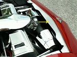 C5 Corvette 1997-2004 Front Nose Cap - Polished