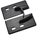 C4 Corvette 1984-1996 Rear Cargo Shade Curtain Clips - Left & Right