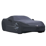 C7 Corvette Stingray 2014+ GM Outdoor Logo Car Cover Stingray Logos
