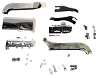 C3 Corvette 1968-1974 Small Block Ignition Shield Kit