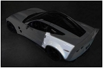 C6 Corvette 2005-2013 California Super Coupe Rear Quarter Panels