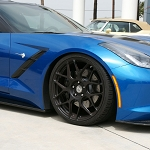 C7 Corvette Stingray/Z06/Grand Sport 2014+ Lowering Bolt Suspension Kit