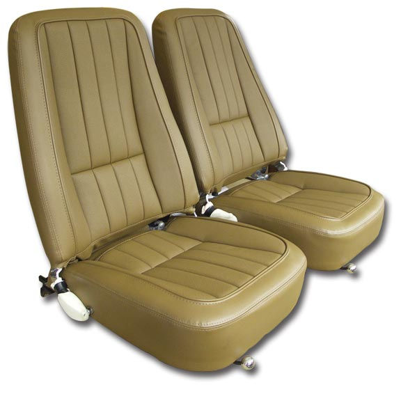 C3 Corvette 1968 1975 Seat Covers