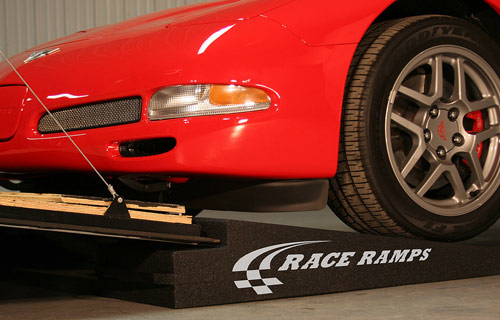 Race Ramp 6 Inch Trailer Ramps - Set of Two | Corvette Mods