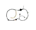 C3 Corvette 1976 Heater Wiring Harness For Car Without Air Conditioning -Show Quality