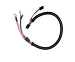 C3 Corvette 1977-1978 Engine/Starter Extension Wiring Harness With Air Conditioning - Show Quality
