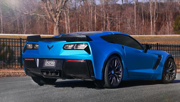 C7 Corvette Z06/Grand Sport 2015-2019 Corsa Performance