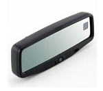 OEM Mirror with 3.5 inch Color Display, Compass and Temp Gauge