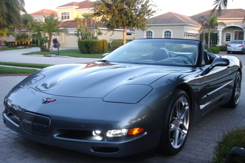 C5 Corvette 1997 2004 Switchback Leds White Amber Drls Corvette Mods
