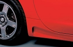 C5 Corvette 1997-2004 ACI Short Rocker Panels