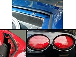 C5 Corvette 1997-2004 Tail Light Seal / Hood Seal & Hatch Seal Combo