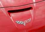 C6 Corvette Z06/Grand Sport/ZR1 2006-2013 Custom Painted Nose Scoop Insert