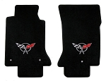 C5 Corvette 1997-2004 Lloyd Velourtex Series Floor Mats