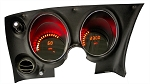C3 C4 Corvette 1968-1989 LED Gauge Panel Upgrade Kit - 4 Colors