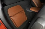 C7 Corvette Stingray/Z06/Grand Sport 2014+ Leather Route Bag - Seat Back