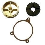 C5 Corvette 1997-2004 Bronze Headlight Motor Gear w/ Gasket - Single Set