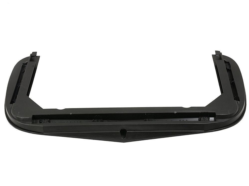 Export Version 10276530 1997-2004 Corvette C5 Front Bumper License Plate Filler