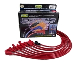 C3 Corvette 1968-1974 Taylor Spiro-Pro Red Big Block Spark Plug Wires