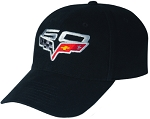 C6 Corvette 60th Anniversary Cap - Black