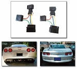 C6 Corvette 2005-2013 Sequential Turn Signal Kit