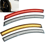 C7 Corvette Stingray/Z06/Grand Sport 2014-2019 SMD LED Side Markers - OEM Style/Clear/Smoked