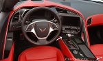 C7 Corvette Stingray/Z06/Grand Sport 2014-2019 Complete Hydro Carbon Fiber Center Console Panel
