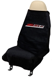 C7 Corvette Z06 2015+ Seat Armour Seat Cover Towels - Z06 Emblem
