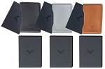 C7 Corvette 2014+ GM Collectors Book w/ Leather Mini Tablet Case - Color Selection
