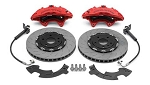 C7 Corvette Stingray Z51 2014+ GM Z06 Brake Upgrade Kit - W/ Iron Rotors