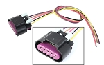 C5 C6 Corvette 1997-2013 Mass Air Meter Wiring - Fitment Selection