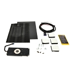 C3 C4 C5 C6 C7 Corvette 1968-2014+ FreedomCharge Wireless Charging Installer Kit - Custom Cut to Fit