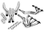 C6 Corvette 2005-2013 Borla Long Tube Headers - Size / Year Selection