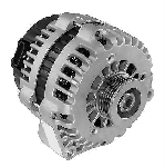 C5 C6 Corvette 1997-2010 Tuff-Stuff Alternator - Amp & Finish Selections
