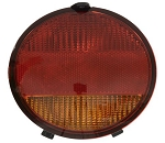 C6 Corvette 2005-2013 European Tail Light Assembly - Inner/Outer Selection
