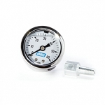 C3 C4 C5 C6 C7 Corvette 1968-2014+ BBK Performance Liquid Filled Fuel Pressure Gauge Kit
