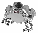 C4 Corvette 1992-1996 LT1 Water Pump - Polished or Chrome
