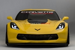 C7 Corvette Stingray/Z06/Grand Sport 2014+ Windshield Decal - Corvette Racing