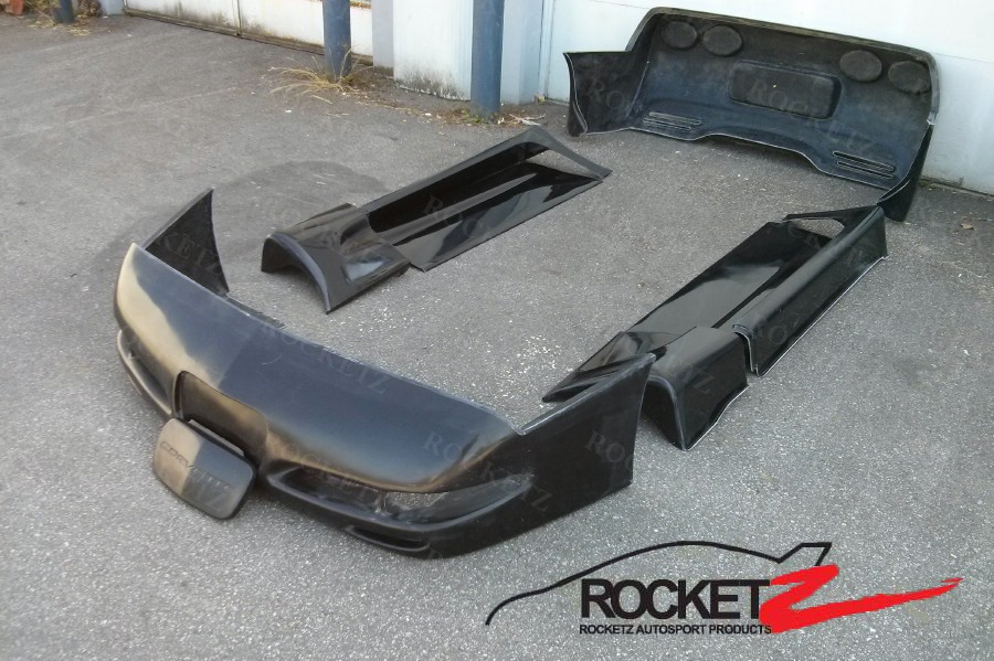 C5 Body Kits for C4 Corvette Conversion - Corvette Mods