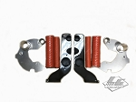 C7 Corvette Stingray/Z06/Grand Sport 2014+ LG Motorsports Spindle Duct Brake Cooling Kit
