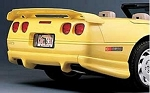 C4 Corvette 1984-1996 GTL Rear Wing