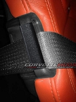 C7 Corvette Stingray/Z06/Grand Sport 2014+ GM Interior Seat Belt Safety Guide