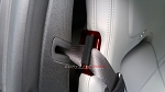 C7 Corvette Stingray/Z06/Grand Sport 2014+ Custom Painted Interior Seat Safety Belt Guide