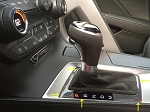 C7 Corvette Stingray/Z06/Grand Sport 2014+ Custom Painted Automatic Transmission Shifter Surround Bezel