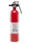 C3 C4 C5 C6 C7 Corvette 1968-2014+ Disposable Dry Chemical 2.5 Fire Extinguisher - Red w/ Black Top