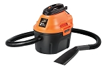 2.5 Gallon Utility Wet/Dry Vacuum